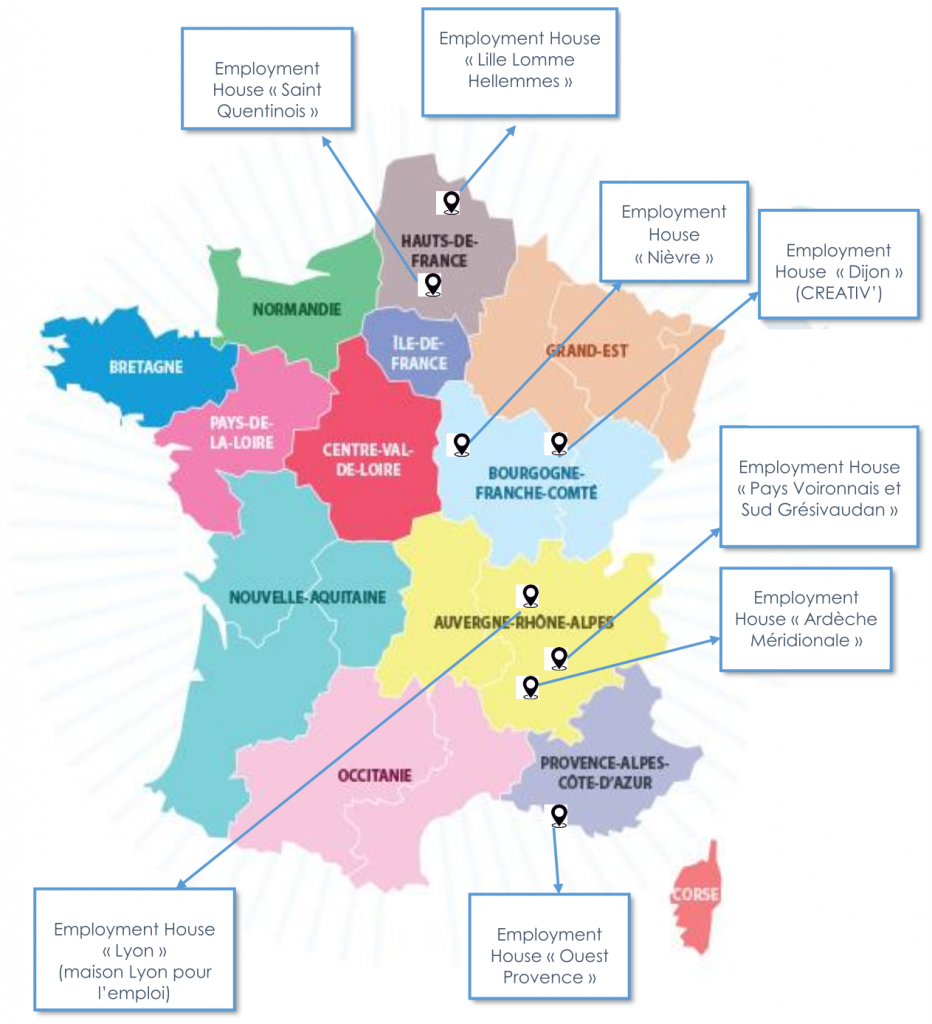 Large Scale Map Of France.Bimplement Towards A Learning Building Sector By Setting Up A Large