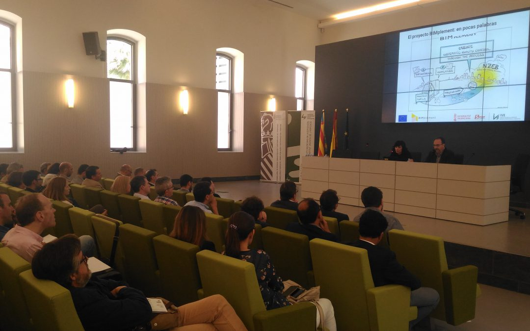 Implementation of the BIM methodology in Spain