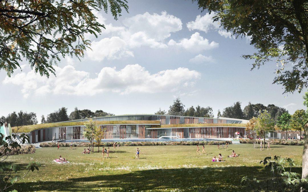 Caroussel pool complex, Dijon