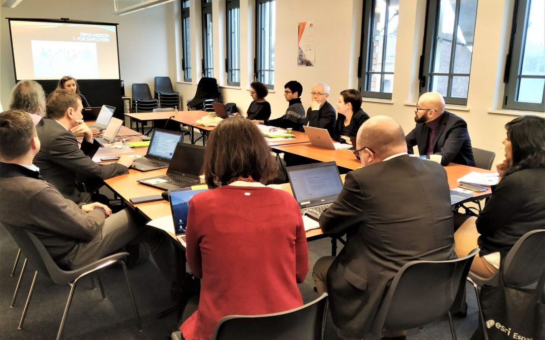 Sixth and final meeting of the BIMplement consortium in Lille